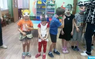 Маски для театра в детском саду шаблоны