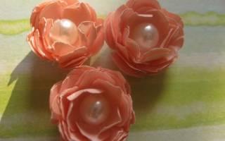 Шаблоны цветов для скрапбукинга