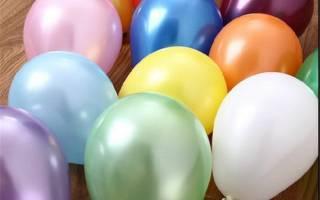 Чем наполняют воздушные шары