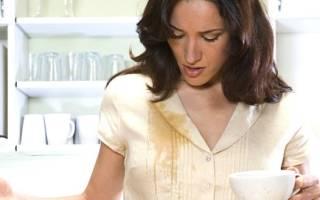 Пятновыводитель в домашних условиях как сделать