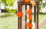 Осенние поделки из фетра выкройки и схемы