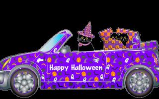 Хэллоуинские поделки
