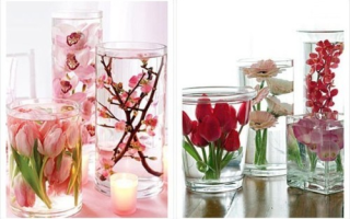 Цветы в глицерине как сделать
