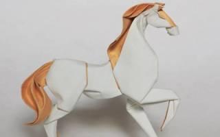 Оригами мокрое складывание для начинающих