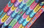 Плетение фенечек из мулине видео