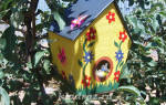 Скворечник поделка в детский сад