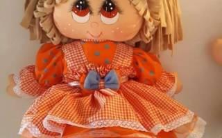 Кукольные глазки нарисовать