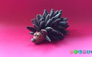 Животные из пластилина картинки