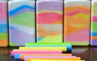 Как покрасить манку для поделок пищевым красителем
