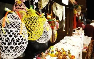 Делаем шары из ниток и воздушных шариков