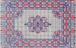 Узоры крестиком схемы орнамент
