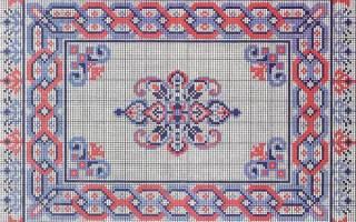Узоры вышивки крестом схемы