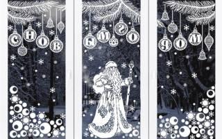 Как сделать новогоднюю композицию