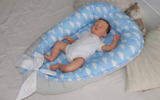 Мастер класс по пошиву кокона для новорожденного